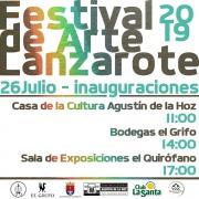 art festival lanzarote