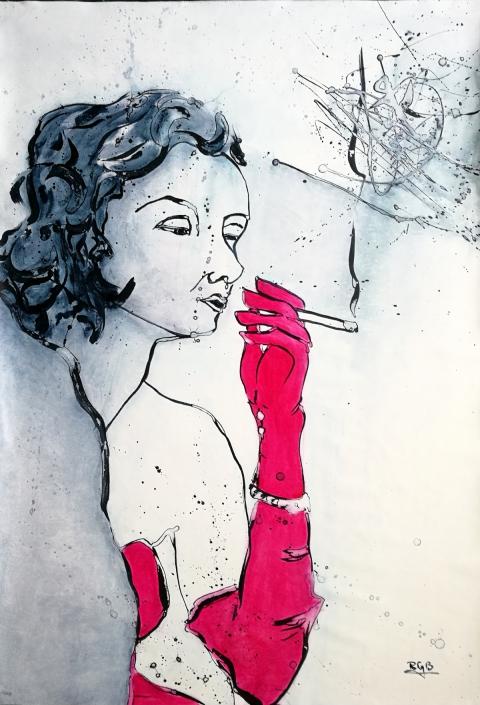 Romana G. Brunnauer - Kunst