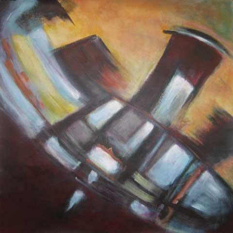 Romana G. Brunnauer - THE HIDDEN